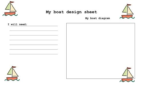 Chocolate Bar Design Sheet