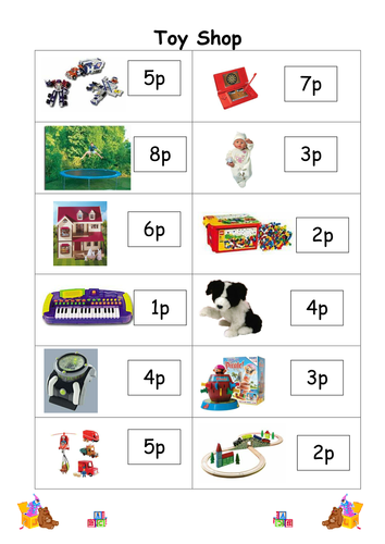 money toy shop card by ruthbentham teaching resources. Black Bedroom Furniture Sets. Home Design Ideas