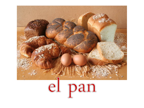 Y9 Spanish - Bread lessons 2 & 3 - Sandwiches