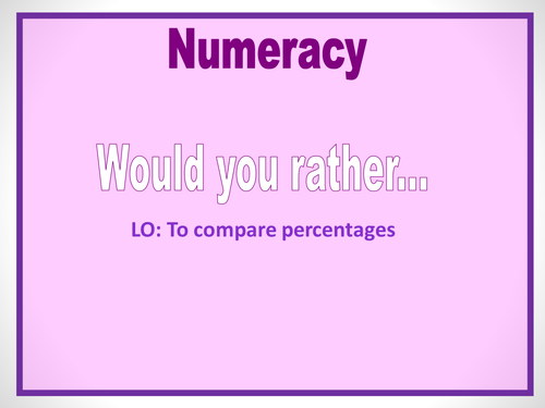 Numeracy for Y10 Form Times