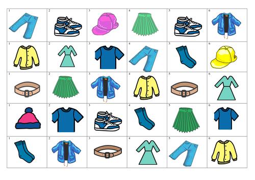 Clothes Games