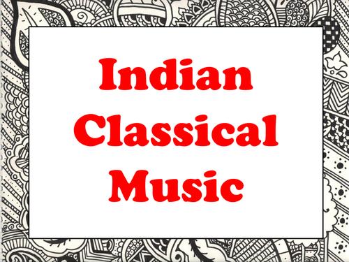Indian Music Presentations