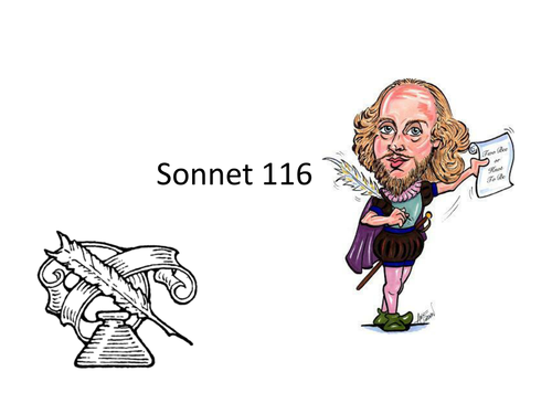 Sonnet 116 PowerPoint