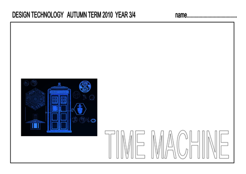 Time Machine KS2