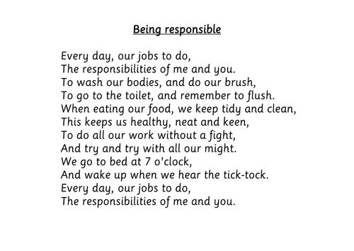 responsibilitypoems