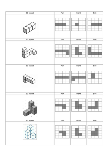 Elevation Plan Maths : Low ability probability worksheet maths ks by