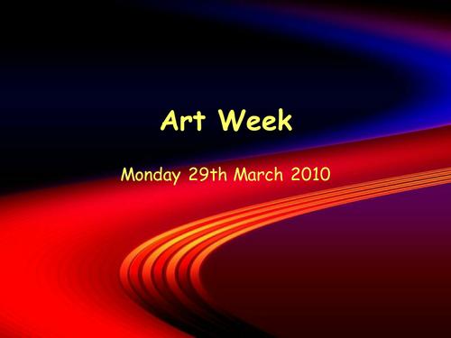 Abstract Art / Keith Garrow