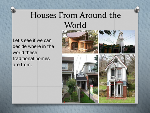 Homes From Around the World | Teaching Resources