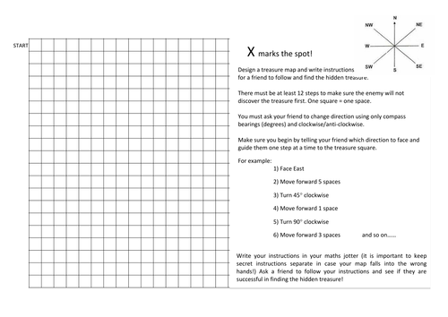 Grid Referencing and Map Skills Activities by KristopherC – Map Skills Worksheets 3rd Grade