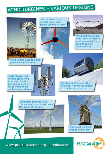 Windpower challenge