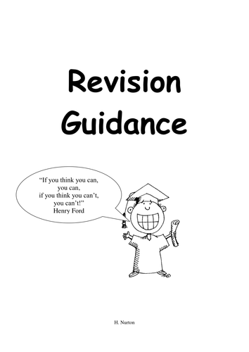 GCSE resit resources?