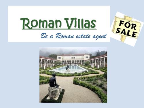 Roman Villa by leighbee23 - Teaching Resources - Tes