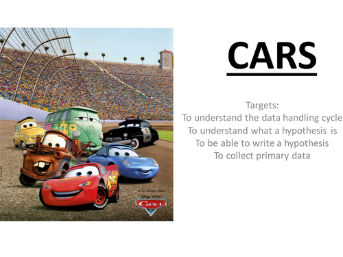 Cars Data Handling Project