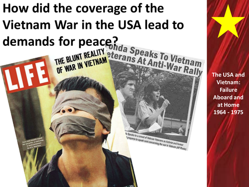 Media Coverage in the Vietnam War