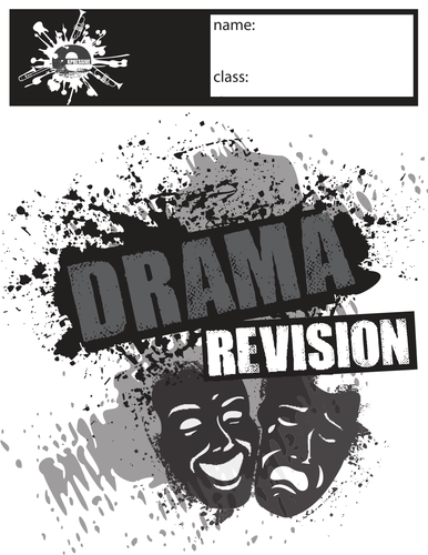 Drama Revision Booklet