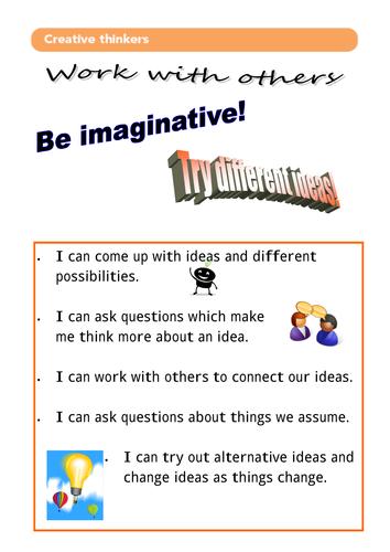Creative Writing with ICT & Art - Lesson Idea