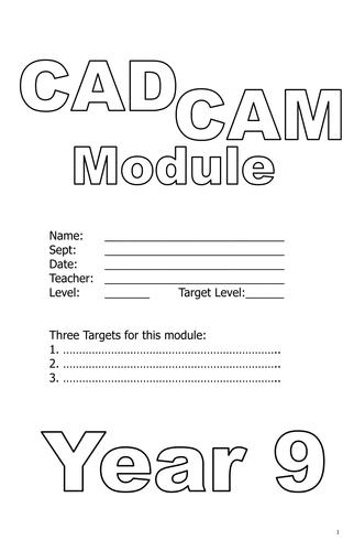 Year 9 Scheme of Work & Work Booklet