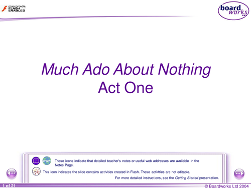 much ado about nothing act 1 essay Home → no fear shakespeare → much ado about nothing → act 1, scene 1 no fear shakespeare much ado about nothing read the sparknote.