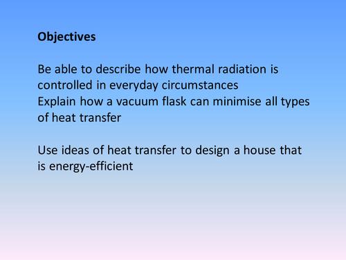 Applications of Heat Transfer