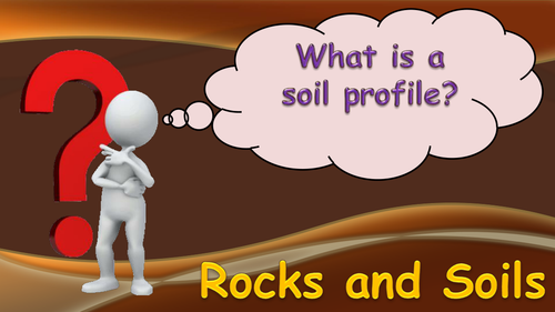 Rocks and soils by philsha teaching resources tes for What is soil resources