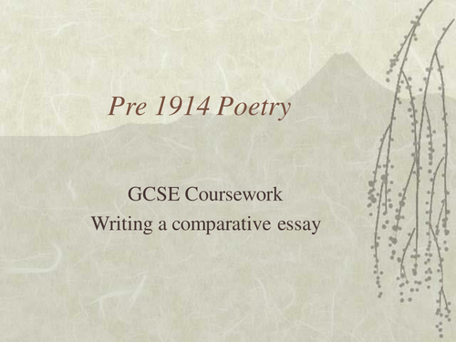 pre 1914 war poetry essay What factors led to the outbreak of war in 1914 what factors led to the outbreak of war in 1914 essay sample war poetry advantages sociology medicine.
