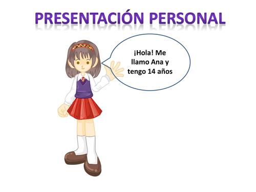 Información Personal