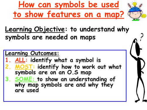 Geography Skills – Map Skills & Symbols