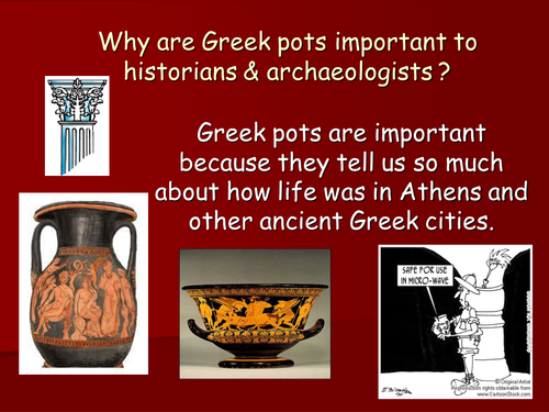 Greek Pottery And Clay Pot Techniques By Chrisjoh41 Teaching