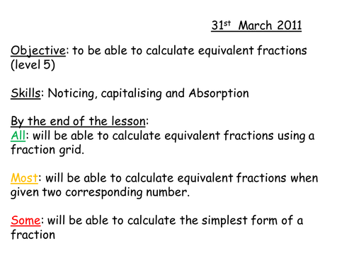 Equivalent fractions puzzles Worksheet KS3 by MrBartonMaths – Fraction Puzzle Worksheet