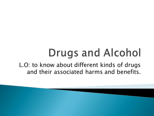 Drugs and Alcohol
