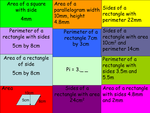 area and perimeter worksheets ks3 pdf