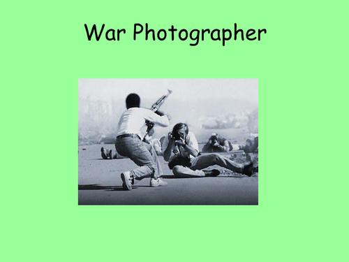 analysis war pohotgrapher