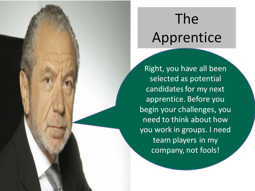 The Apprentice: Marketing & Creating an Easter Egg