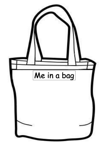 Me in a bag - activity for new class