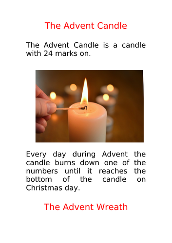 Advent Research Activity