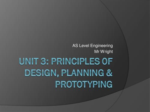 Unit3: Principles of Engineering