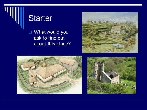 Describing life in Medieval times