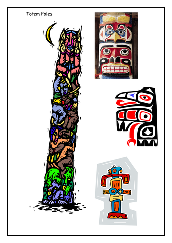 how to get a totem pole created at your school
