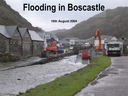 boscastle flooding notes Rescue operation underway as floods hit cornwall locals told channel 4 news that the flooding is nowhere near the proportions of the boscastle flood.