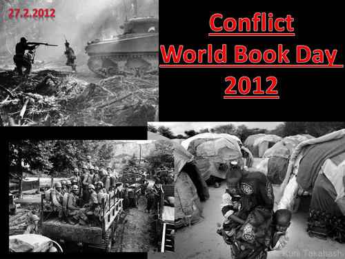 World Book Day: Conflict resource