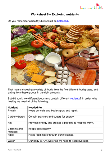 Spanish Number Worksheet Healthy Eating Key Fact   Balanced Diet By Foodafactoflife  Latitude And Longitude Worksheets 7th Grade with Dot To Dot Worksheets For Adults Excel Healthy Eating Key Fact   Balanced Diet By Foodafactoflife  Teaching  Resources  Tes Fraction Worksheets For Grade 7