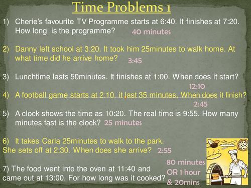 problem solving ks3