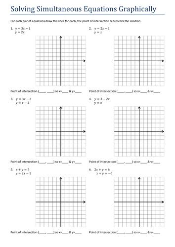 Other Graphs on Jigsaw Jones Worksheets