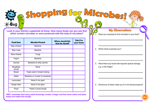Primary - Useful Microbes: Alternative
