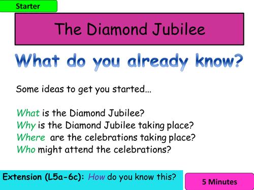 The Diamond Jubilee