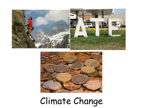 Climate Change- Causes, Effects and Responses