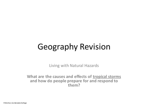 AQA Geography B Revision Guides
