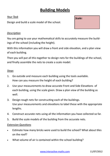 Build the School Project