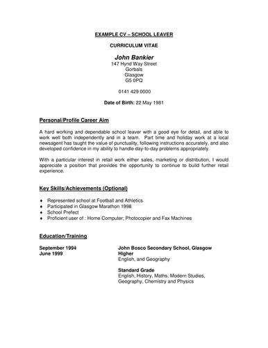 Religion  citizenship  work  CV
