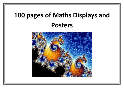 Classroom Display Ideas Ks3 ~ Maths displays with real life mathematics by